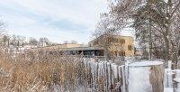 Besuchszentrum der Schweizerischen Vogelwarte; Bildquelle: Marcel Burkhardt