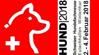 Schweizer Hundefachmesse HUND|2018