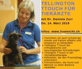 Tellington TTouch in der Tierarztpraxis