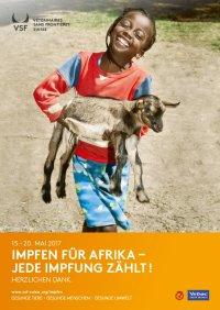 Impfen für Afrika - Jede Impfung zählt!