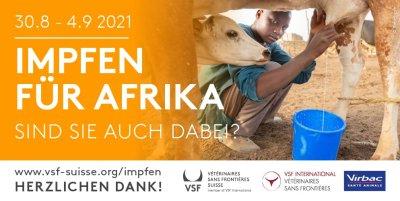 Impfen für Afrika 2021