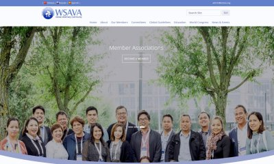 WSAVA´s New Website